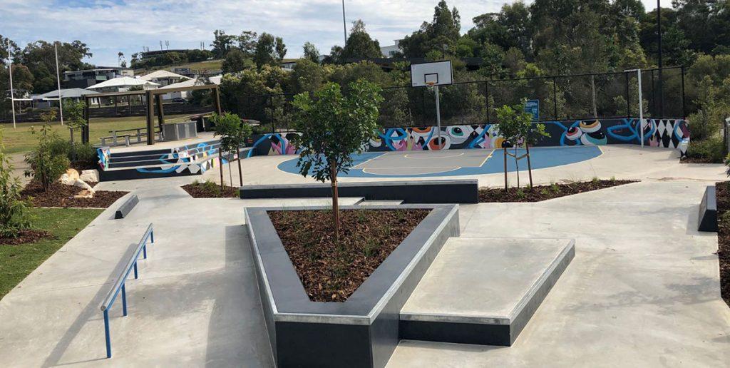 Peregian Springs Active play space