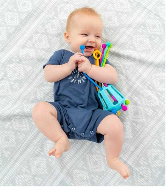 zippee sensory toy for babies